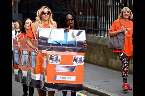 Mishcon de Reya London Legal Walk 2018